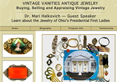 Vintage Vanities Antique Jewelry