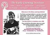 Visit The Early Learning Institute Web Site!