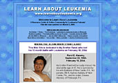 Visit The Learn About Leukmeia Web Site!